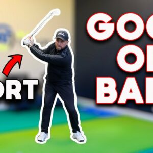 Short Backswing - Improve your BALL STRIKING, DISTANCE and ACCURACY